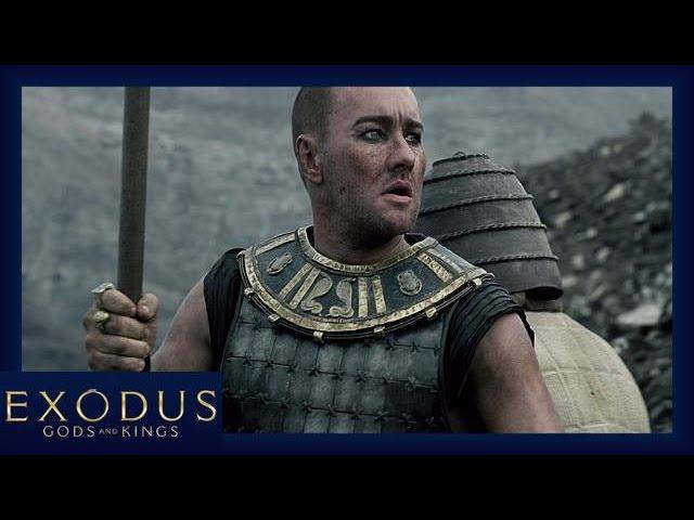 Exodus : Gods and Kings - Extrait Poursuite vers la mer Rouge [Officiel] VF HD