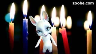 Zoobe Geburtstagswünsche für Dich