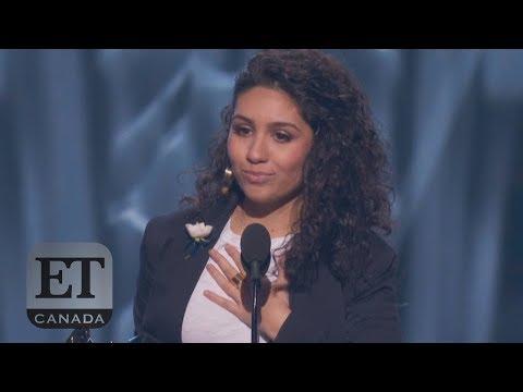 Alessia Cara Wins Best New Artist Grammy
