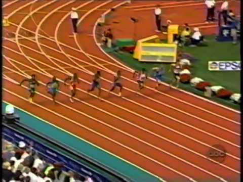 Mark Lewis-Francis 9.97 100m
