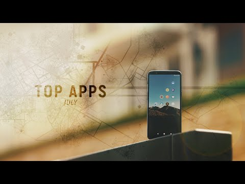 Top Android Apps! (July 2018)