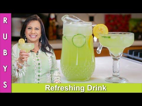Refreshing Drink Low Cost Great Taste All Natural for Iftar Recipe in Urdu HIndi - RKK