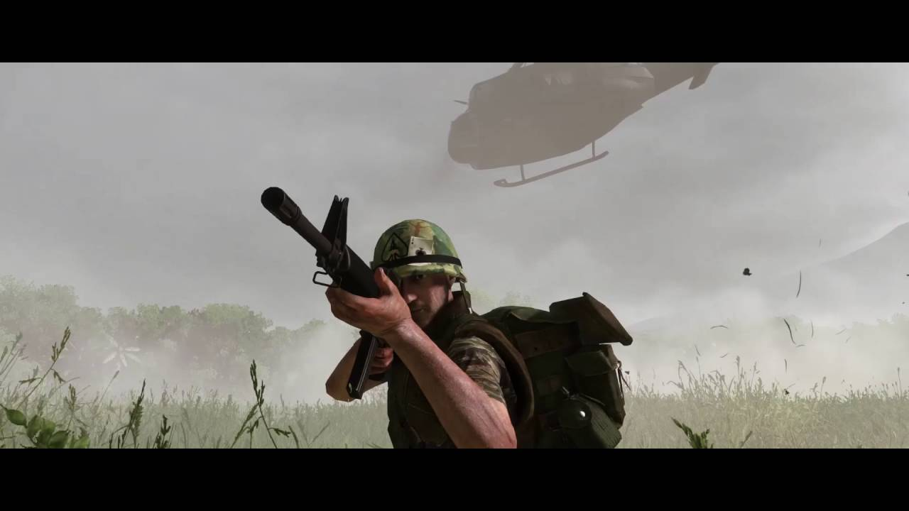 Rising Storm 2: Vietnam - Helicopter reveal trailer