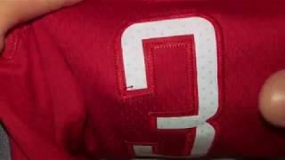 Баскетбольная джерси Nike NBA Houston Rockets №3 Chris Paul красная магазин Basket Family