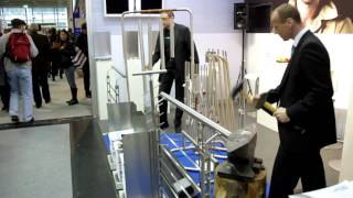 Glaser -- Lets talk metal, Bau 2011