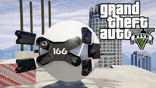 GTA 5 MOD ITA - DRONE 166 OBLIVION MICIDIALE - GAMEPLAY ITA