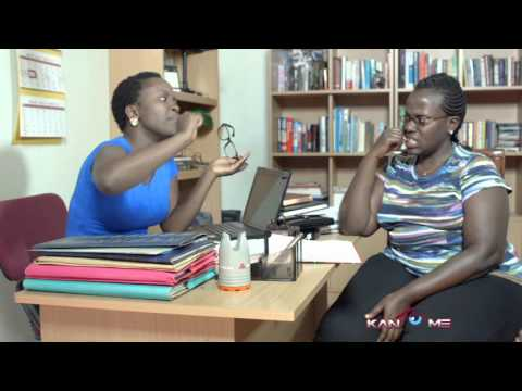 Video (skit): Kansiime Anne – How Old Are You? (you look like you are in the stone age)