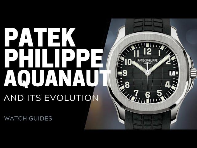 Patek Philippe Aquanaut History | SwissWatchExpo