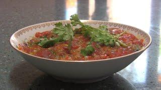 Салат из баклажанов Особый  - Рецепт Бабушки Эммы