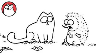 Cat Chat  Simon's Cat | SHORTS #9