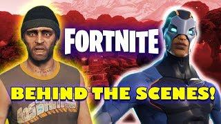Fortnite GTA | Behind The Scenes Replay Mode Film