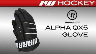 Warrior Alpha QX5 Glove Review