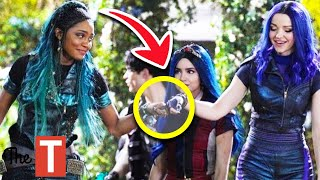 Descendants 3: Signs Uma And Mal Will Become Friends