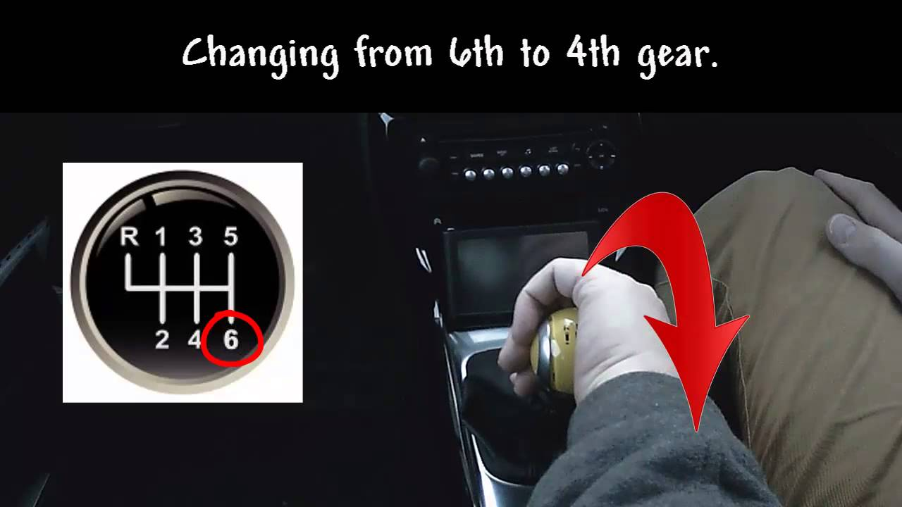small resolution of complete driver how to change gear using a gear stick stick shift and the palming method youtube