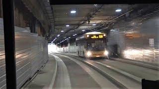 これぞ本当のBRT!!アデレードOバーン シティ→TTPバスターミナルの4K前面展望 thumbnail