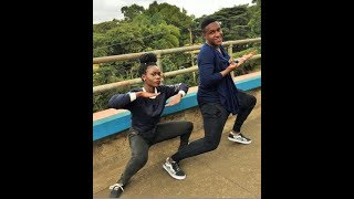 Ciara - Level Up dance challenge by Kenyans (Little_daisy & Denis_the_dancer) Video