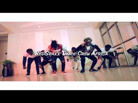 DIAMOND PLATNUMZ ft OMARIONAfrican Beauty Clean Version DANCE COVER BY REDSPAXX DANCE CREW AFRICA