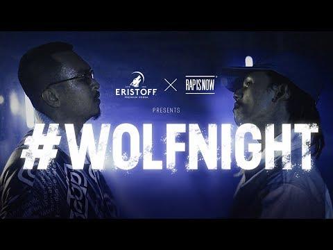 ERISTOFF FIRE X RAP IS NOW - #WOLFNIGHT TEASER