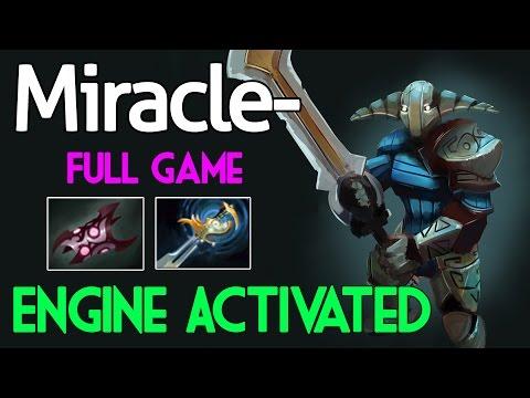 Miracle- Dota 2 : Sven Vol.7 - [Carry] Farming Engine Active - Fullgame