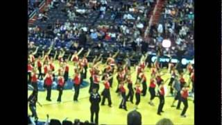 Zumba Wizard's Halftime Performance 4/9/11 Thumbnail