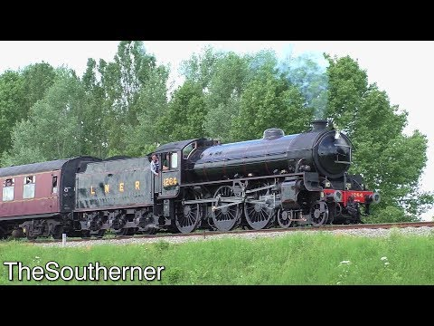 Gloucestershire Warwickshire Railway - 'Cotswold Festival of Steam' 25/05/2019 from YouTube · Duration:  19 minutes 4 seconds