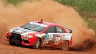 SUBHAN AKSA & ARIANTO SYARIF *D-Sprint Rally 2012 - SS3*
