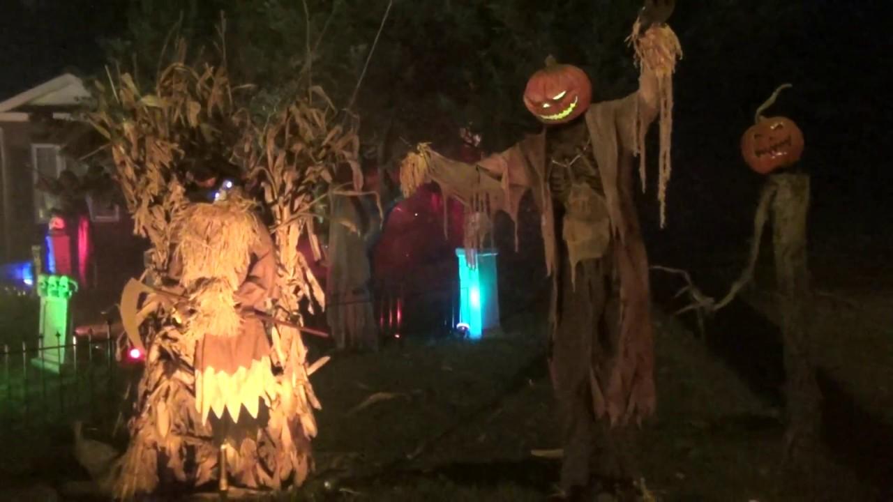 halloween yard haunt 2016 youtube rh youtube com halloween yard haunt videos halloween yard haunt 2012