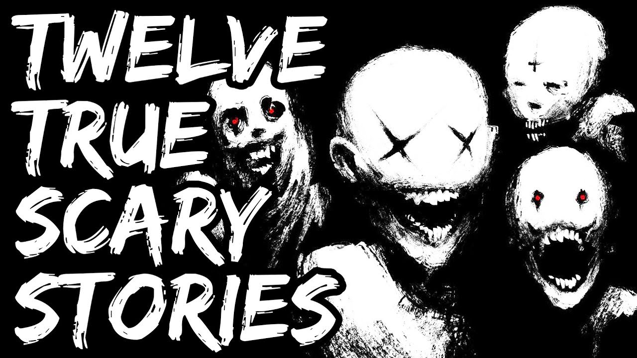 12 Scary Stories | True Scary Horror Stories | Reddit Let's Not Meet And  Others