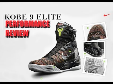 0f82e5c2b3d312 Nike Kobe 9 Elite Performance Review. WearTesters
