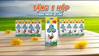 Quảng cáo Vinamilk – Sữa ADM Gold mới – Dinh dưỡng vàng cho bé sẵn sàng đến lớp
