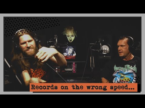 Swedish Death Metal Records on the wrong speed