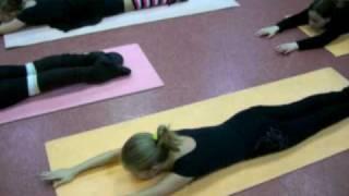 Гимнастика для детей. Упражнения для укрепления спины