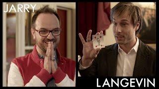 LANGEVIN laisse Jarry sans voix avec son dernier tour d'illusions !
