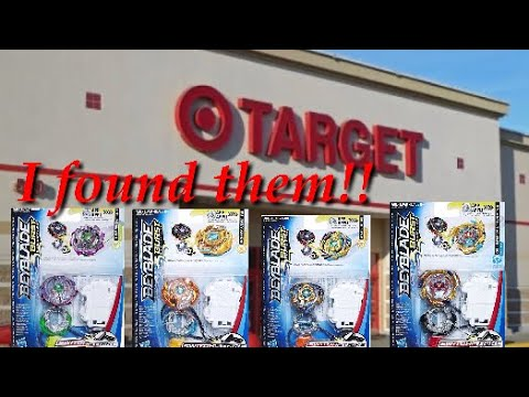 Beyblade Burst Hasbro Evolution found in the US at tar
