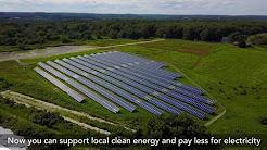 Solstice - Community Solar Garden in Oxford, Massachusetts