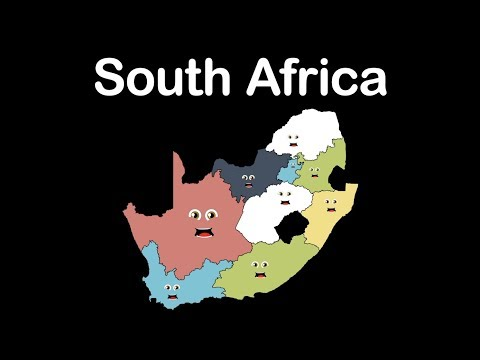 South Africa Country Geography/South Africa