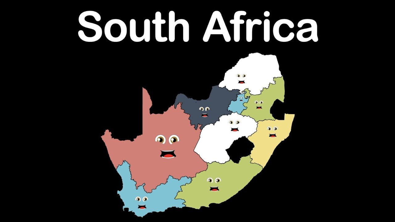 hight resolution of South Africa   TheSchoolRun
