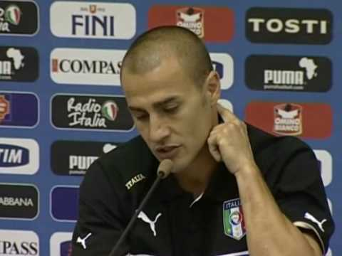 FIFA World Cup 2010 - Italy aim to defend title, Cannavaro talks about their chances