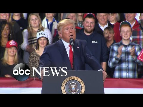 Trump Impeached, Shooting In Russia    ABC News