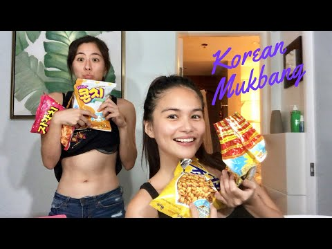 Korean Food Mukbang with Jinri Park!!!