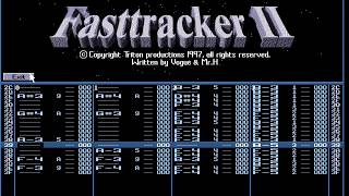 FastTracker 2 - New Order - Blue Monday (1997) [MS-DOS]