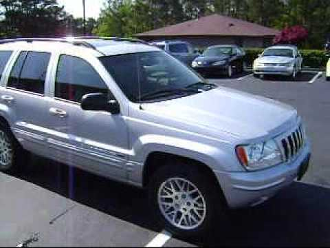 2003 JEEP GRAND CHEROKEE LIMITED 4X4!!!