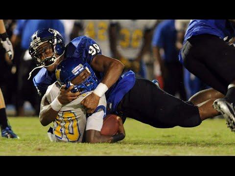 5-Star DE BYRON COWART 2014 PREMIUM Highlights | Auburn Commit