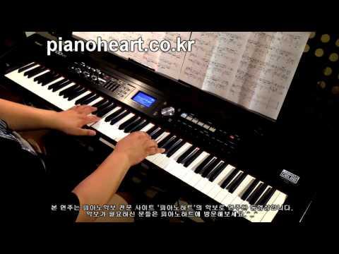 김범수(Kim Bum Soo) - 사랑의 시작은 고백에서부터(Love Begins with a Confession) 피아노 연주