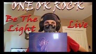 ONE OK ROCK - Be The Light [Live Mighty Long Fall Yokohama Stadium 2015] Reaction