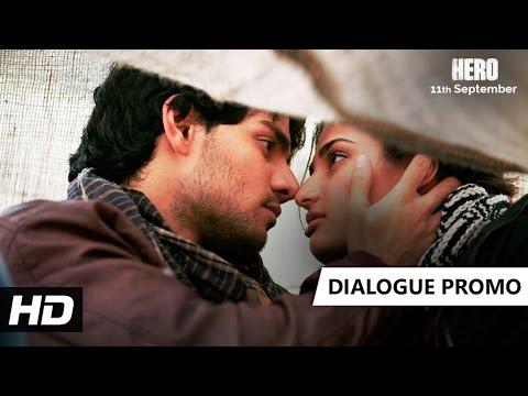 Pyaar Karne Wale Kabhi Darte Nahin | Dialogue Promo 2 | Hero | Sooraj Pancholi, Athiya Shetty