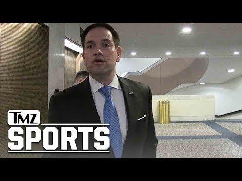Marco Rubio Says Aaron Hernandez's Sexuality Didn't Make Him a Murderer   TMZ Sports