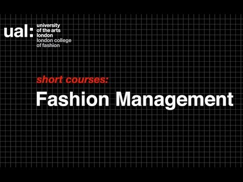 Fashion Management LCF Short Courses