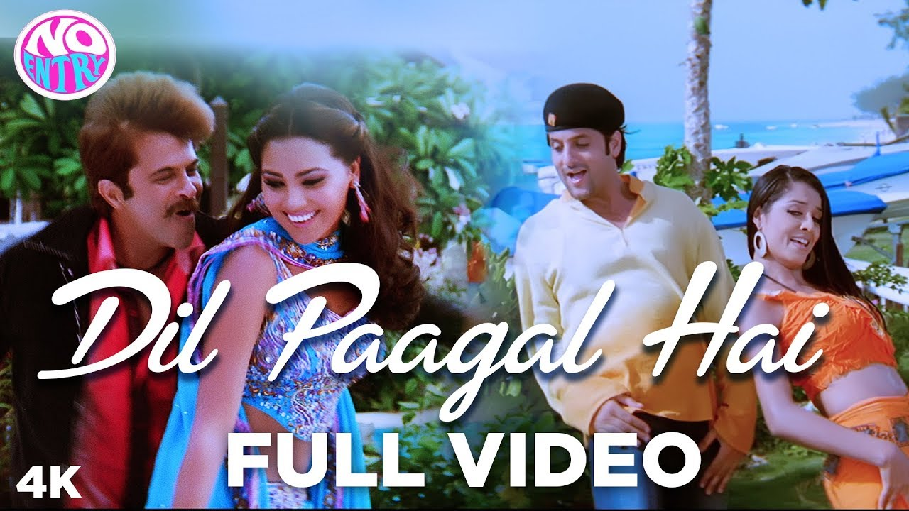 dil toh pagal hai full movie download 1080p