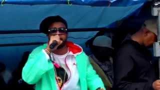 Shaggy & Rayvon @ Saxon Sound, Notting Hill Carnival 2014
